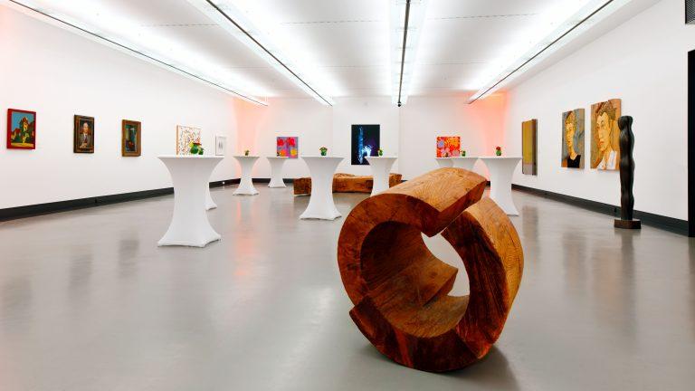 Museum im Kulturspeicher, Raum 6 (c) CTW_A. Grasser