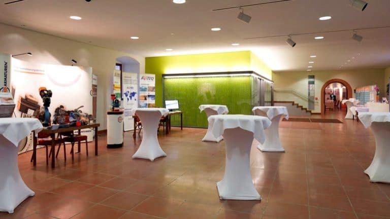 Tagungszentrum Festung Marienberg Unteres Foyer